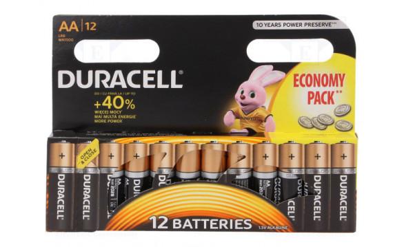 Снижена цена на Duracell LR6-12BL BASIC