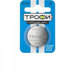 Элемент питания  Трофи CR2330-1BL