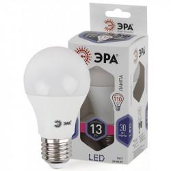 Лампы СВЕТОДИОДНЫЕ СТАНДАРТ LED A60-13W-860-E27  ЭРА (диод, груша, 13Вт, хол, E27)