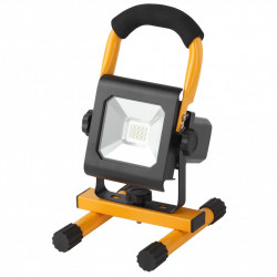 Прожекторы PRO LPR-10-6500K-А-M SMD PRO  ЭРА Прожектор св 10Вт 900Лм 6500K 145х175 аккум 2.5ч