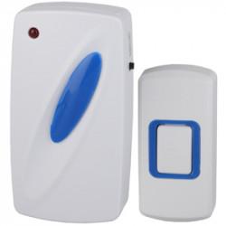 Звонок ЭРА C93 беспроводной, от сети (нов.упак) (10/60/240)