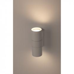 WL28 WH Подсветка ЭРА Декоративная подсветка 2*GU10 MAX35W IP54 белый (20/540)