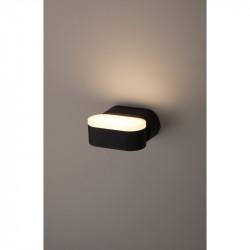 WL9 BK Подсветка ЭРА Декоративная подсветка светодиодная 6Вт IP 54 черный (20/800)