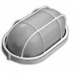 НБП 04-100-002 в инд. упаковке ЭРА Светильник Акватермо ал/стекло решетка IP54 E27 max 60Вт 280х160