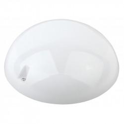 НБП 06-60-002 ЭРА Светильник Сириус поликарбонат IP54 E27 max 60Вт D220 КРУГ МАТОВ (5/175)