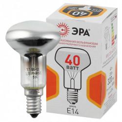 ЭРА R50 рефлектор 40Вт 230В E14 цв. упаковка (100/3600)