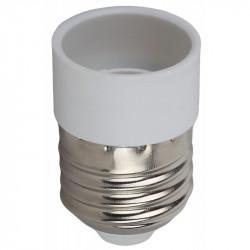 ЭРА Переходник E27-E14, пластик, белый (50/400/9600)