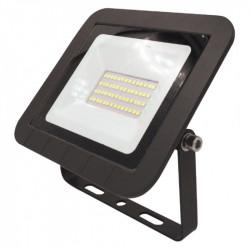 LPR-061-0-65K-030 ЭРА Прожектор светодиодный уличный 30Вт 2800Лм 6500К 160x135x30 (30/720)