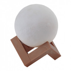 ЭРА NLED-490-1W-W белый наст.светильник (12/48/480)
