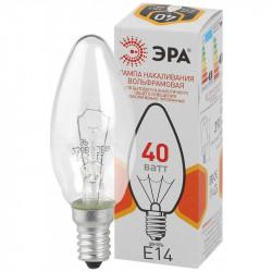 ЭРА ДС (B36) свечка 40Вт 230В E14 цв. упаковка (100/6000)