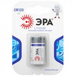 ЭРА CR123-1BL (10/100/8500)