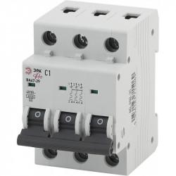 ЭРА Pro Автоматический выключатель NO-900-44  ВА47-29 3P 16А кривая C (4/60/1080)